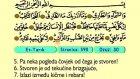 94. Et Tarık 1-17 - Kur'an-i Kerim (Arapski)