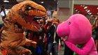 Barney ve T-REX'in Comic Con'daki Düellosu