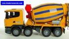 Bruder Scania R Serisi Beton Mikser 03554