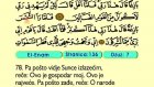 08. El Enam 1-165 -  Kur'an-i Kerim