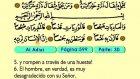 108. Al Adiat 1-11 - El Sagrado Coran (Árabe)