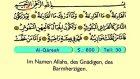 109. Al Qari'ah - Der Heilege Kur'an