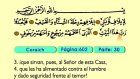114. Coraich 1-4 - El Sagrado Coran (Árabe)