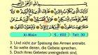115. Al Ma'un - Der Heilege Kur'an