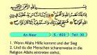 118. An Naşr - Der Heilege Kur'an