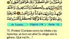 12. At Taueba 1-129 - El Sagrado Coran