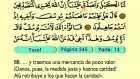 16. Yusof 53-111 - El Sagrado Coran (Árabe)