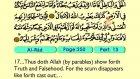 17. Al Rad 1-43 - The Holy Qur'an (Arabic)