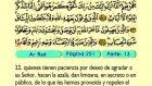 17. Ar Rad 1-43 - El Sagrado Coran (Árabe)
