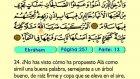 18. Ebrahem 1-52 - El Sagrado Coran (Árabe)