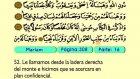 24. Mariam 1-98 - El Sagrado Coran (Árabe)