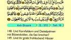32. Ash Shu'ara - Der Heilege Kur'an (Arabisch)