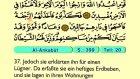 35. Al Ankabut - Der Heilege Kur'an (Arabisch)