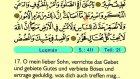 37. Luqman - Der Heilege Kur'an
