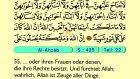 40. Al Ahzab 31-73 - Der Heilege Kur'an
