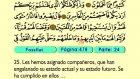 48. Fossilat 1-46 - El Sagrado Coran (Árabe)