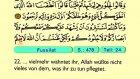 48. Fuşşilat 1-46 - Der Heilege Kur'an