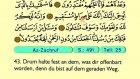 51. Az Zukhruf - Der Heilege Kur'an (Arabisch)