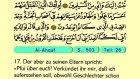 54. Al Ahqaf - Der Heilege Kur'an