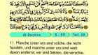 80. Al Jinn - Der Heilege Kur'an (Arabisch)