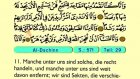 80. Al Jinn - Der Heilege Kur'an