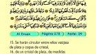 84. Al Ensan 1-31 - El Sagrado Coran (Árabe)