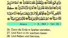 88. Abasa - Der Heilege Kur'an