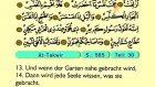 89. At Takwir - Der Heilege Kur'an