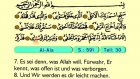 95. Al AIa - Der Heilege Kur'an (Arabisch)