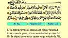 95. Al Ala 1-19 - El Sagrado Coran (Árabe)