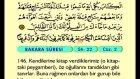 02. Bakara - Türkçe Okunuşlu - Mealli Kur'an-ı Kerim Hatim Seti