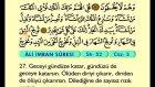 03. Al-i İmran 1-91 - Türkçe Okunuşlu - Mealli Kur'an-ı Kerim Hatim Seti