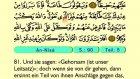 05. An Nisa - Der Heilege Kur'an