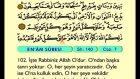 08. En'am - Arapça Okunuşlu - Mealli Kur'an-ı Kerim Hatim Seti