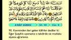 09. A'raf - Arapça Okunuşlu - Mealli Kur'an-ı Kerim Hatim Seti