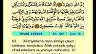 12. Tevbe - Türkçe Okunuşlu - Mealli Kur'an-ı Kerim Hatim Seti