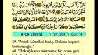 19. Hicr - Arapça Okunuşlu - Mealli Kur'an-ı Kerim Hatim Seti
