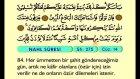 20. Nahl - Türkçe Okunuşlu - Mealli Kur'an-ı Kerim Hatim Seti
