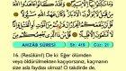 39. Ahzab 1-30 - Türkçe Okunuşlu - Mealli Kur'an-ı Kerim Hatim Seti