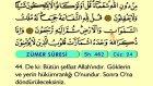 46. Zümer - Arapça Okunuşlu - Mealli Kur'an-ı Kerim Hatim Seti