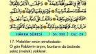 77. Hakka - Arapça Okunuşlu - Mealli Kur'an-ı Kerim Hatim Seti