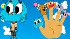 Gumball Finger Family  Şarkısı