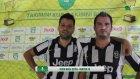 Ventus FC vs Özgüvenirler İşmak Basın Toplantısı Antalya iddaa RakipBul Ligi 2015 Kapanış Sezonu