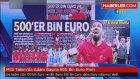 Milli Takım'da Adam Başına 500 Bin Euro Prim