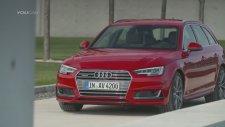 2016 Model Audi A4 Avant S line