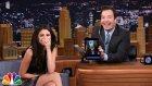 Dubsmash Yaparak Aşırı Eğlenen Jimmy Fallon ve Selena Gomez