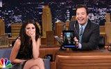 Jimmy Fallon ve Selena Gomez'in Dubsmash Yapması