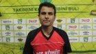 Tutku İletişim FC Dale Cavese Basın Toplantısı DENİZLİ