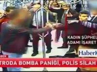 Ankara Metrosundaki Canlı Bomba Paniği