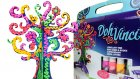 Doh Vinci Takı Ağacı Tasarım Seti Oyun Hamuru Oyuncak Tanıtımı